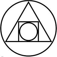 basic squaring circle philosopher stone