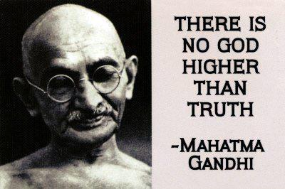 gandhi-no-god-higher-than-truth