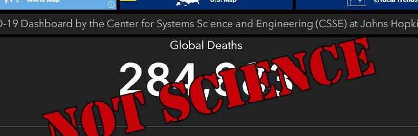 covid death count not scientific