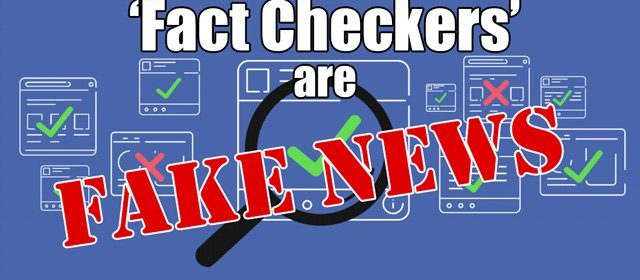 fact checkers real fake news
